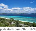 akajima, island, blue 20700828