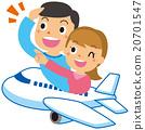 飛機 旅行 人類 20701547