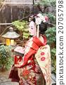 歌舞伎 和服 人类 20705798