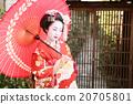 歌舞伎 日本傘 人類 20705801
