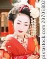 kabuki, kimono, female 20705802