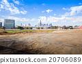 景色 城市 现场 20706089