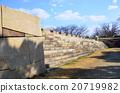 osaka, castle, a 20719982
