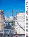 Petroleum refinery plant 20721767