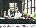 brainstorming, business, meeting 20722521