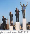 Business People Success Achievement Growth Concept 20723281