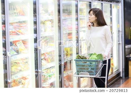Super shopping 20729813