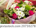 Soft color Roses Background 20730278