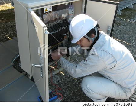 Solar power generation maintenance 20731092