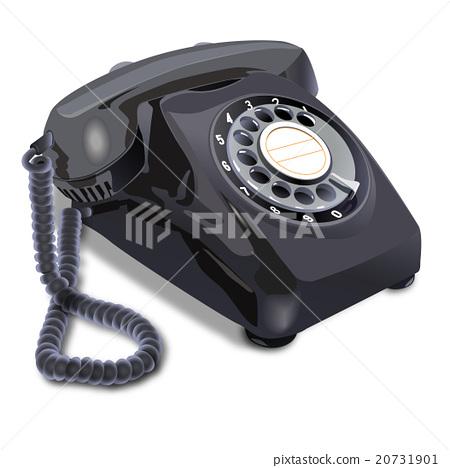 검은 전화 20731901