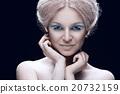 化妆 女人 女性 20732159