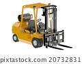 Forklift truck 20732831