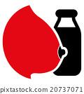 Mother Milk Icon 20737071