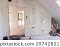 Building site interior 20742831