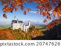 新天鵝堡 城堡 德國 20747626
