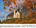 新天鵝堡 城堡 德國 20747633