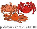 Crab set 20748100
