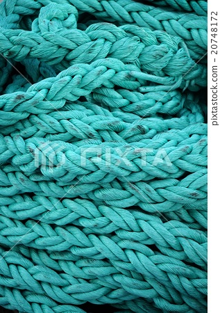 Turquoise rope 20748172
