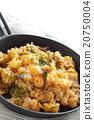 章魚 烹飪 炒飯 20750004