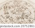 古色古香的天文地圖 20752861