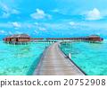 beach in Maldives 20752908