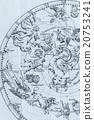 古色古香的天文地圖 20753241
