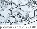 古色古香的天文地圖 20753301