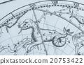 古色古香的天文地圖 20753422