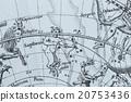 古色古香的天文地圖 20753436