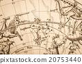 古色古香的天文地圖 20753440