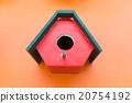 bird, box, colorful 20754192