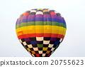 Colorful balloon. 20755623