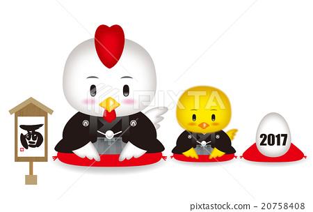 公鸡年 20758408