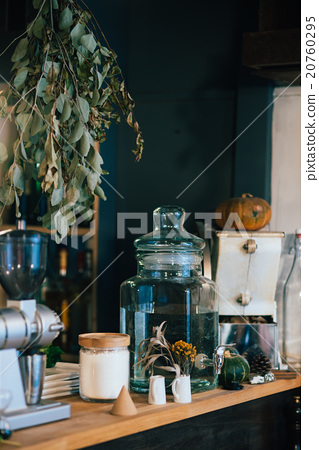 Cafe counter 20760295