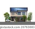 房屋 房子 住宅的 20763683