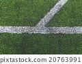 soccer field grass 20763991