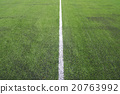 soccer field 20763992