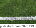 soccer field 20763993