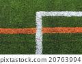 soccer field grass 20763994
