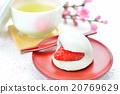 甜食 甜點 和果子 20769629