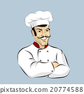 cook, chef, italian 20774588