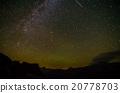 Star sky 20778703