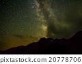 Star sky 20778706