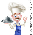 Cartoon Chef 20783777