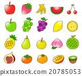 水果 食材 原料 20785053