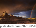 Bisti Badlands, New Mexico, USA 20787858