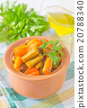 baked vegetables 20788340