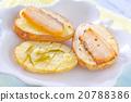 baked potato with lard 20788386