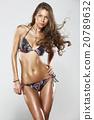 Beautiful  young woman 20789632