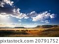 Beautiful landscape in Cappadocia 20791752
